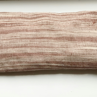 Hand Woven Organic Cotton Aromatherapy Eye Pillow