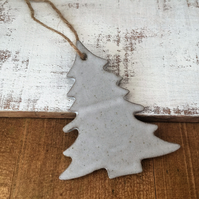 FREE POSTAGE- ceramic tree hanger, decoration, garden ornament, gift idea,UK