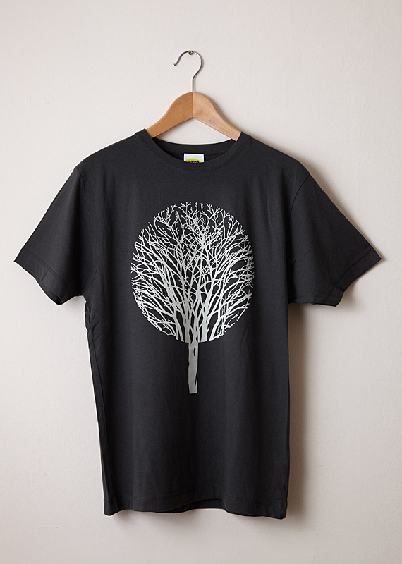 Urban Forest (Charcoal – Mens T Shirt)