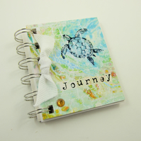 Miniature Notebook, Sea Turtle, Emergency Contact, Address Book