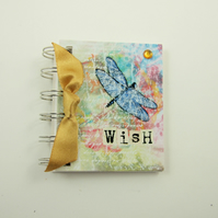 Miniature Notebook, Dragonfly, Emergency Contact, Address Book