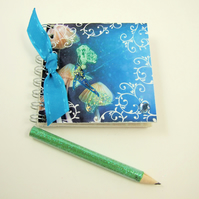 Miniature Mermaid Book & Pencil