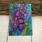 ACEO Miniature Painting,Garden Riot