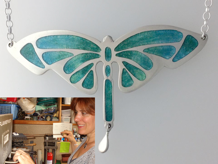 Linda Connelly Enamels and Jewellery