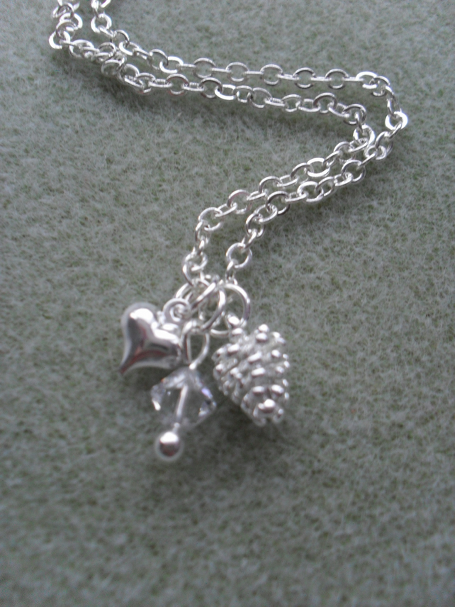 Charm Necklace CH 003