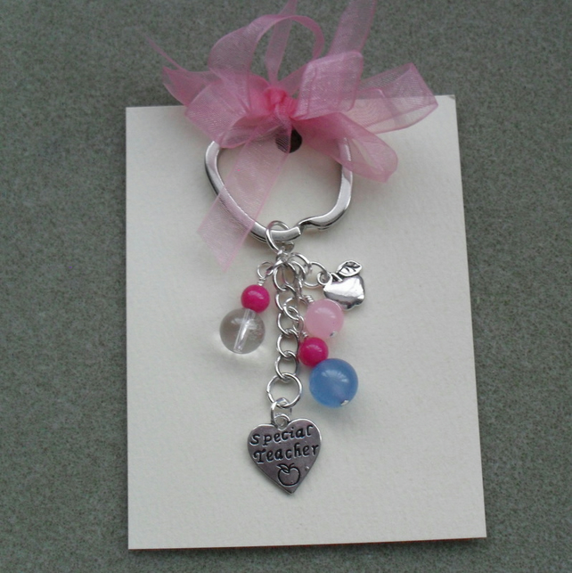 Keyring For a Special Teacher