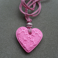 Sale Polymer Clay Pendant