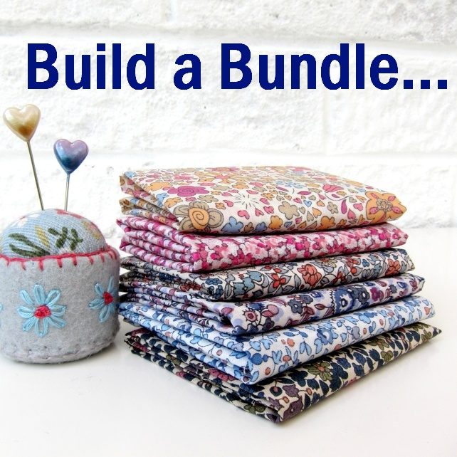 Build a Bundle of Liberty Tana Lawn at Very Berry Fabrics