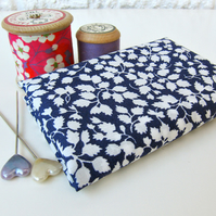 Glenjade (navy blue) - Liberty Mini Single (9x12)