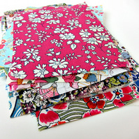 Maxi Scrap Bag of Liberty Tana Lawn pieces