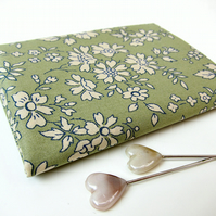 Capel (olive green) - Liberty Mini Single (9x12 inches)