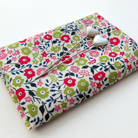 Fairford (green, pink) - Liberty Mini Single (9x12 inches)