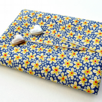 Speckle (blue, yellow)  Liberty Mini Single (9x12 inches)