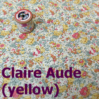Claire Aude (Yellow) - Liberty Fat 8th (13x19 inch)