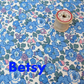Betsy (blue) - Liberty Fat 8th (13x19 inch)
