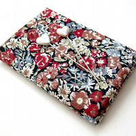 Chive (red, grey) Liberty Mini Single (9x12 inch)