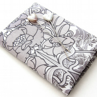 Jugendstil (grey) - Liberty Mini Single (9x12 inches)