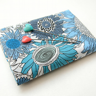 Small Susanna (blue) - Liberty Mini Single (9x12 inches)