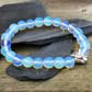 Moonstone Leopard Bracelet, Good Luck Gift for Women, Moonstone Gift