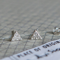 Geometric Eco Friendly Earrings