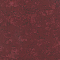 Edyta's Essentials Maroon Batik by Laundry Basket Quilts for Moda Fabrics.