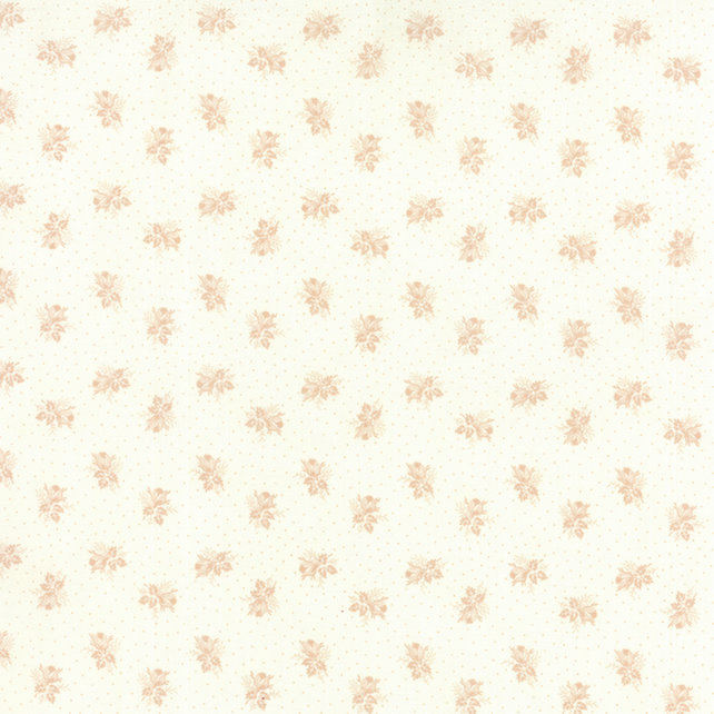 Fat Quarter 'Whitewashed Cottage' fabric by 3 Sisters for Moda