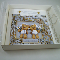 Small Gift Boxed Cards, Personalised
