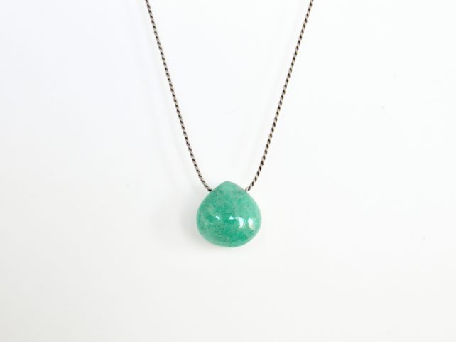 Amazonite Gemstone Necklace