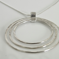 Sterling Silver Snake Chain Necklace 16""