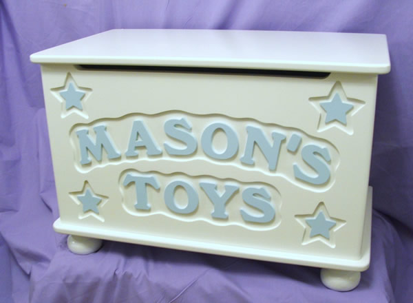 Personalised Handmade Wooden Boys and Girls Toy... - Folksy