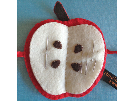 Sewing needle case kit