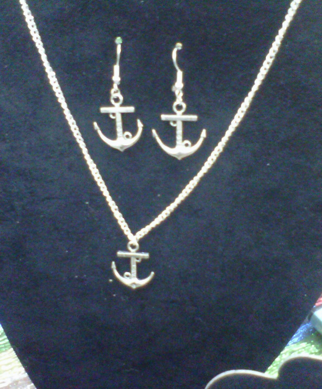Nautical Jewelry set