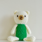 Tom The Amigurumi Bear