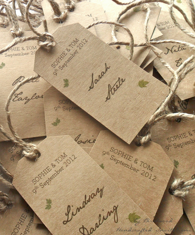Placeholder Cards - Wishing Tree Cards