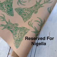 Reserved For Nigella