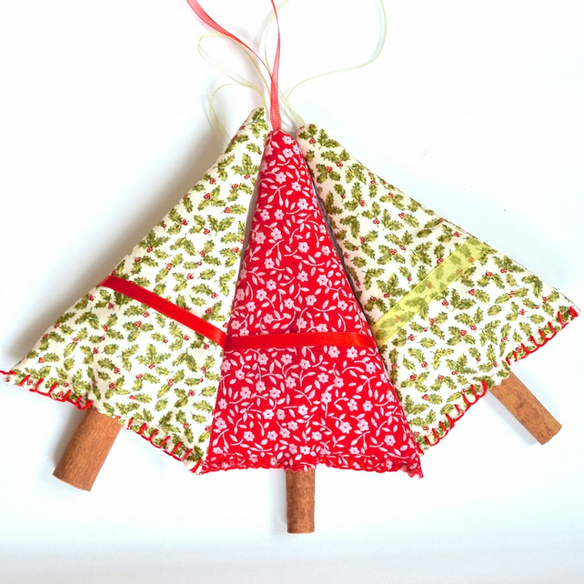 Christmas tree decorations set 3