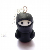 Glow in the Dark Ninja Necklace