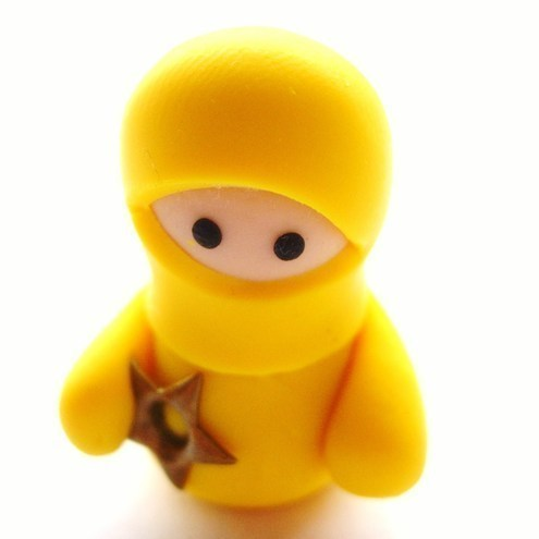 Yellow Ninja Companion