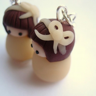 Little Doll Earrings