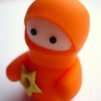 Little Orange Ninja Companion