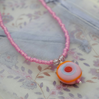 Sale-Child Lollipop necklace