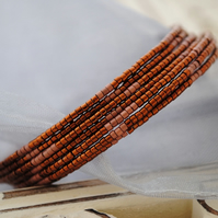 Copper wrap (memory wire) Bracelet