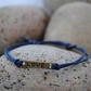 Friendship Bracelet-Navy Love