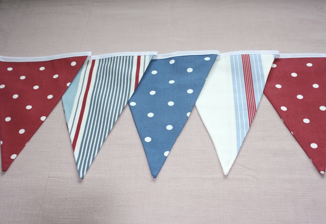 Stick of Rock Wedding Bunting