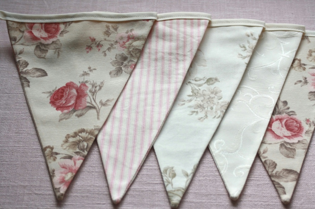 Victoria Sandwich Wedding Bunting