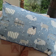 Sheep  Cushion Cover