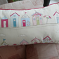 Beach Huts  Cushion