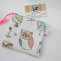 Half Price Owls Coin Purse