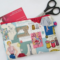 Pencil Case -make up bag