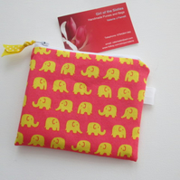Little Elephants Purse